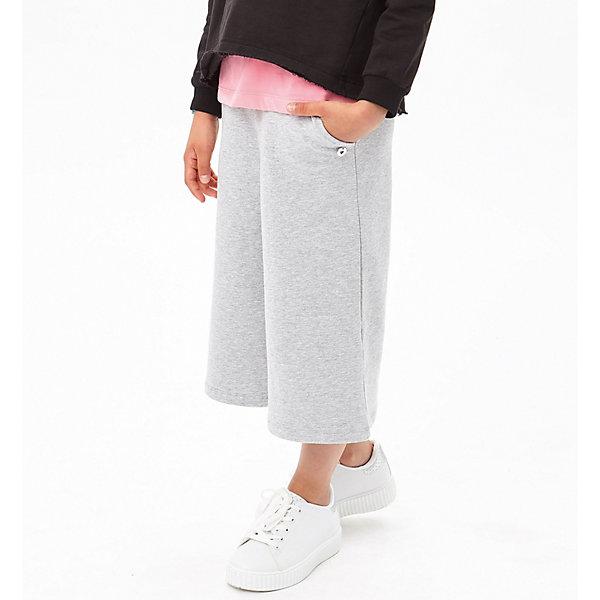 Брюки iDO для девочкиБрюки<br>Характеристики товара:<br><br>• цвет: серый<br>• состав ткани: 100% хлопок<br>• сезон: круглый год<br>• пояс: резинка<br>• страна бренда: Италия<br>• стиль и качество iDO<br><br>Широкие детские брюки отличаются оригинальным модным в новом сезоне силуэтом. Эти брюки для ребенка разработаны итальянскими дизайнерами популярного бренда iDO, который выпускает модные и удобные вещи для детей. Брюки для девочки сделаны из дышащего натурального хлопка.<br><br>Брюки iDO (АйДу) для девочки можно купить в нашем интернет-магазине.<br>Ширина мм: 215; Глубина мм: 88; Высота мм: 191; Вес г: 336; Цвет: серый; Возраст от месяцев: 84; Возраст до месяцев: 96; Пол: Женский; Возраст: Детский; Размер: 128,170,164,152,140; SKU: 7589338;