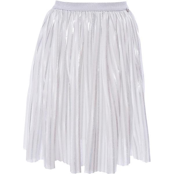 Юбка iDO для девочкиОдежда<br>Характеристики товара:<br><br>• цвет: белый<br>• состав ткани: 100% полиэстер<br>• сезон: круглый год<br>• талия: резинка<br>• страна бренда: Италия<br>• стиль и качество iDO<br><br>Белая юбка для девочки сделана из плиссированной ткани, подкладка - из хлопка. Такая детская юбка отличается современным силуэтом. Эта юбка для ребенка - от известного итальянского бренда iDO, который известен высоким качеством и европейским стилем выпускаемой одежды для детей. <br><br>Юбку iDO (АйДу) для девочки можно купить в нашем интернет-магазине.<br>Ширина мм: 207; Глубина мм: 10; Высота мм: 189; Вес г: 183; Цвет: белый; Возраст от месяцев: 84; Возраст до месяцев: 96; Пол: Женский; Возраст: Детский; Размер: 128,170,164,152,140; SKU: 7589449;