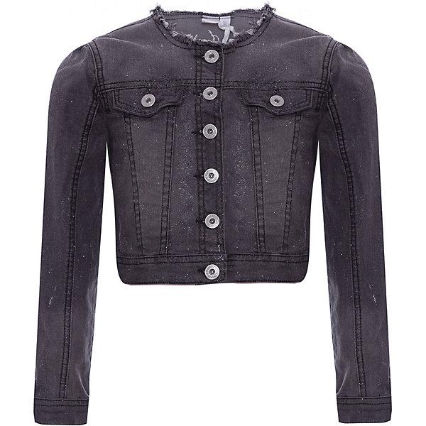 Куртка джинсовая iDO для девочкиДжинсовая одежда<br>Характеристики товара:<br><br>• цвет: черный<br>• состав ткани: 100% хлопок<br>• сезон: демисезон<br>• особенности модели: с капюшоном<br>• застежка: молния<br>• страна бренда: Италия<br><br>Черная джинсовая куртка для девочки сделана из практичного безопасного для детей материала. Такая детская куртка от известного бренда iDO из Италии поможет создать модный и удобный наряд. Куртка для детей отличается стильным кроем с отложным воротником и высоким качеством пошива.<br><br>Куртку iDO (АйДу) для девочки можно купить в нашем интернет-магазине.<br>Ширина мм: 356; Глубина мм: 10; Высота мм: 245; Вес г: 519; Цвет: черный; Возраст от месяцев: 84; Возраст до месяцев: 96; Пол: Женский; Возраст: Детский; Размер: 128,170,164,152,140; SKU: 7589532;