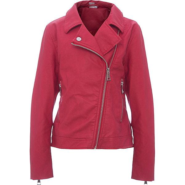 Куртка iDO для девочкиВерхняя одежда<br>Куртка iDO для девочки<br>Куртка-косуха из экокожи на молнии. <br><br>Состав: <br>85% вискоза 15% полиэстер<br>Ширина мм: 356; Глубина мм: 10; Высота мм: 245; Вес г: 519; Цвет: красный; Возраст от месяцев: 168; Возраст до месяцев: 180; Пол: Женский; Возраст: Детский; Размер: 170,128,140,152,164; SKU: 7589555;