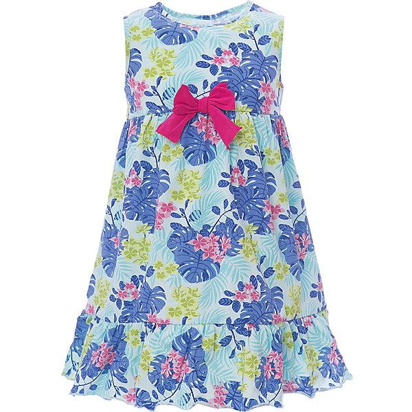 Платье iDO для девочкиПлатья и сарафаны<br>Характеристики товара:<br><br>• цвет: зеленый<br>• состав ткани верха: 100% хлопок<br>• сезон: лето<br>• застежка: молния<br>• без рукавов<br>• страна бренда: Италия<br><br>Летнее платье для девочки сделано из легкого материала - гипоаллергенного натурального хлопка. Это детское платье легко надевается благодаря удобной застежке. Стильное платье для ребенка создано дизайнерами европейского бренда iDO,известного отличным качеством вещей. <br><br>Платье iDO (АйДу) для девочки можно купить в нашем интернет-магазине.<br>Ширина мм: 236; Глубина мм: 16; Высота мм: 184; Вес г: 177; Цвет: зеленый; Возраст от месяцев: 18; Возраст до месяцев: 24; Пол: Женский; Возраст: Детский; Размер: 92,122,116,110,104,98; SKU: 7590158;