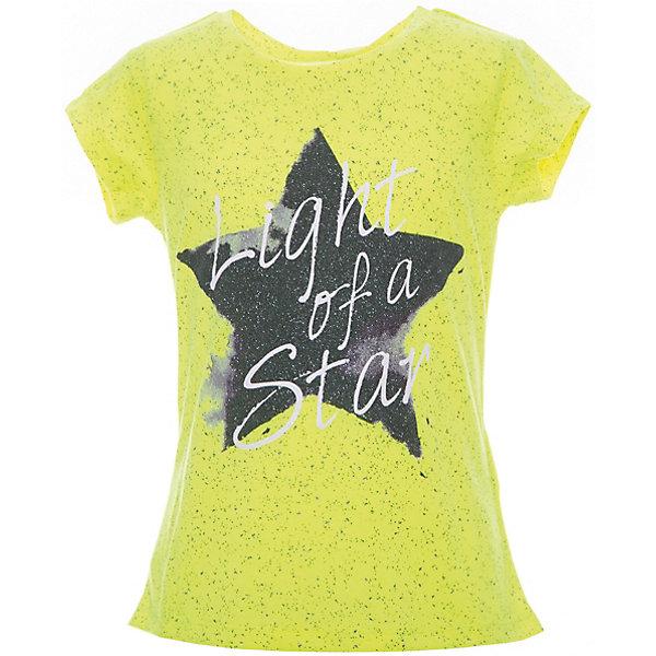 Футболка iDO для девочкиФутболки, поло и топы<br>Характеристики товара:<br><br>• цвет: желтый<br>• состав ткани: 95% хлопок, 5% синтетическое волокно<br>• сезон: лето<br>• короткие рукава<br>• страна бренда: Италия<br><br>Стильная футболка для ребенка от популярного бренда iDO отличается высоким качеством материала и обработки швов. Эта футболка для девочки сделана из дышащего гипоаллергенного хлопка. Такая детская футболка отличается стильным дизайном.<br><br>Футболку iDO (АйДу) для девочки можно купить в нашем интернет-магазине.<br>Ширина мм: 199; Глубина мм: 10; Высота мм: 161; Вес г: 151; Цвет: желтый; Возраст от месяцев: 84; Возраст до месяцев: 96; Пол: Женский; Возраст: Детский; Размер: 128,170,164,152,140; SKU: 7590515;