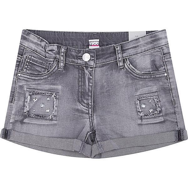Шорты джинсовые iDO для девочкиШорты, бриджи, капри<br>Характеристики товара:<br><br>• цвет: синий<br>• состав ткани: 97% хлопок, 3% синтетическое волокно<br>• сезон: лето<br>• застежка: пуговица<br>• шлевки<br>• страна бренда: Италия<br><br>Эти джинсовые детские шорты отличаются прямым силуэтом и наличием шлевок. Шорты для ребенка созданы дизайнерами известного итальянского бренда iDO. Шорты для девочки выполнены из качественного материала. <br><br>Шорты iDO (АйДу) для девочки можно купить в нашем интернет-магазине.<br>Ширина мм: 191; Глубина мм: 10; Высота мм: 175; Вес г: 273; Цвет: темно-серый; Возраст от месяцев: 84; Возраст до месяцев: 96; Пол: Женский; Возраст: Детский; Размер: 128,170,164,158,152,146,140,134; SKU: 7590557;