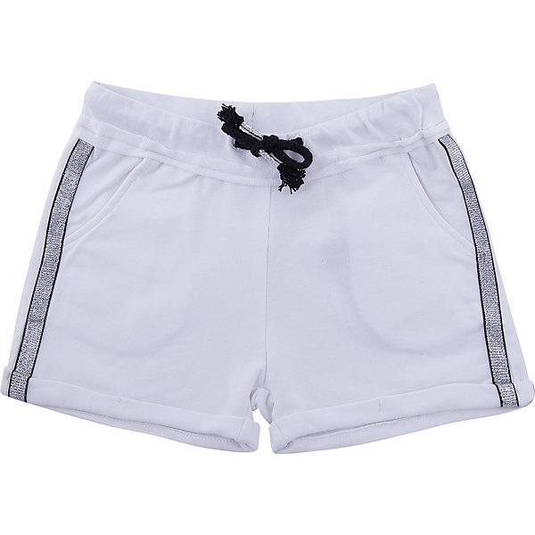 Шорты iDO для девочкиШорты, бриджи, капри<br>Характеристики товара:<br><br>• цвет: белый<br>• состав ткани: 100% хлопок<br>• сезон: лето<br>• особенности модели: спортивный стиль<br>• талия: резинка, шнурок<br>• страна бренда: Италия<br><br>Спортивные детские шорты - отличный вариант базовой одежды на теплое время года. Шорты для ребенка созданы дизайнерами известного итальянского бренда iDO. Шорты для девочки выполнены из качественного материала. <br><br>Шорты iDO (АйДу) для девочки можно купить в нашем интернет-магазине.<br>Ширина мм: 191; Глубина мм: 10; Высота мм: 175; Вес г: 273; Цвет: белый; Возраст от месяцев: 108; Возраст до месяцев: 120; Пол: Женский; Возраст: Детский; Размер: 140,128,170,164,152; SKU: 7590566;