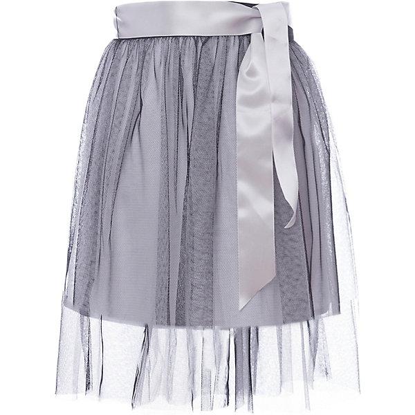 Юбка iDO для девочкиЮбки<br>Характеристики товара:<br><br>• цвет: черный<br>• состав ткани: 100% полиэстер<br>• сезон: круглый год<br>• особенности модели: нарядная<br>• страна бренда: Италия<br><br>Эффектная юбка для девочки сделана из легкой многослойной тюли. Такая детская юбка отличается современным силуэтом. Эта юбка для ребенка - от известного итальянского бренда iDO, который известен высоким качеством и европейским стилем выпускаемой одежды для детей. <br><br>Юбку iDO (АйДу) для девочки можно купить в нашем интернет-магазине.<br>Ширина мм: 207; Глубина мм: 10; Высота мм: 189; Вес г: 183; Цвет: черный; Возраст от месяцев: 84; Возраст до месяцев: 96; Пол: Женский; Возраст: Детский; Размер: 128,170,164,152,140; SKU: 7590599;