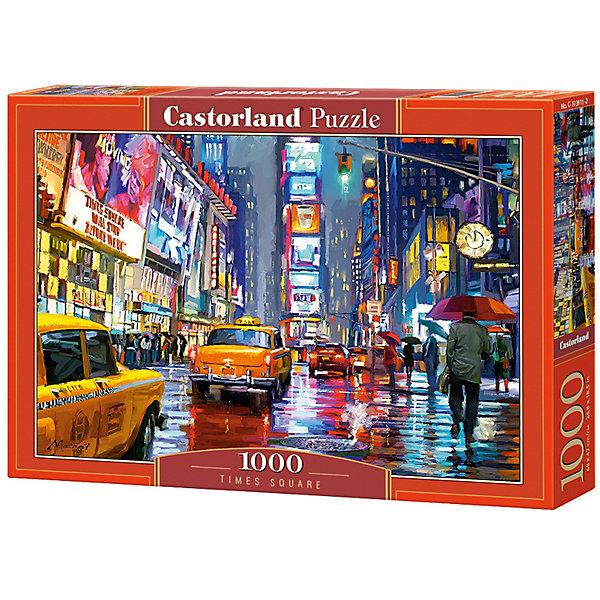Пазл Castorland Таймс-сквер 1000 деталейПазлы классические<br>Характеристики товара:<br><br>• возраст: от 9 лет;<br>• количество деталей: 1000 шт;<br>• материал: картон;<br>• размер упаковки: 35х25х5,2 см;<br>• размер картины: 68х47 см;<br>• вес упаковки: 500 гр.;<br>• страна производитель: Польша.<br><br>Пазл Castorland (Касторлэнд) Таймс-сквер – это отличный способ увлекательно провести досуг, снять стресс и развить моторику.<br><br>Качество этих пазлов подтверждено миллионами любителей сборки пазлов. Пазлы Castorland собираются легко. Каждая деталь имеет индивидуальную форму и легко соединяется с другой, поэтому у Вас обязательно получится ожидаемый результат - картина собранная собственными руками.<br><br>Пазл Castorland (Касторлэнд) Таймс-сквер можно купить в нашем интернет-магазине.<br>Ширина мм: 350; Глубина мм: 250; Высота мм: 50; Вес г: 500; Возраст от месяцев: 168; Возраст до месяцев: 2147483647; Пол: Унисекс; Возраст: Детский; SKU: 7590957;