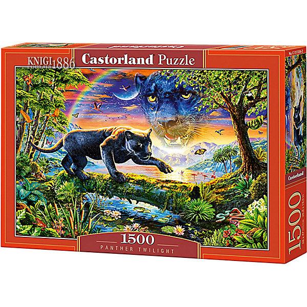 Купить Пазл Castorland Пантера 1500 деталей, Польша, Унисекс