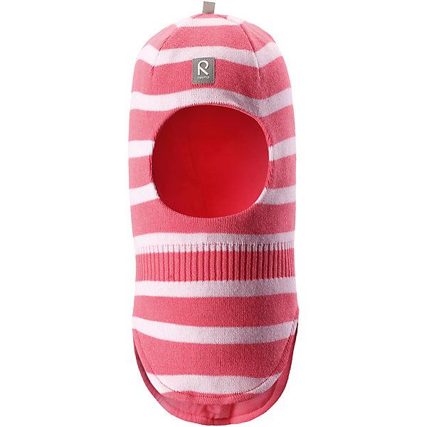 Шапка Honka ReimaШапки и шарфы<br>Шапка Reima <br>Классическая детская шапка-шлем – незаменимый аксессуар, ведь она согревает не только голову, но и шею. Эта шапка-шлем сшита из эластичного и дышащего хлопкового трикотажа на подкладке из гладкого хлопкового джерси. Новые свежие весенние расцветки! Изделие сертифицировано по стандарту Oeko-Tex.<br>Состав:<br>100% Хлопок<br>Ширина мм: 89; Глубина мм: 117; Высота мм: 44; Вес г: 155; Цвет: розовый; Возраст от месяцев: 60; Возраст до месяцев: 72; Пол: Унисекс; Возраст: Детский; Размер: 52,46,48,50; SKU: 7628857;