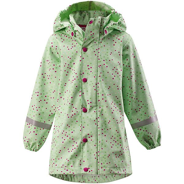 Купить Куртка-дождевик Vatten Reima для девочки, Китай, зеленый, 104, 152, 146, 140, 134, 128, 122, 116, 110, Женский