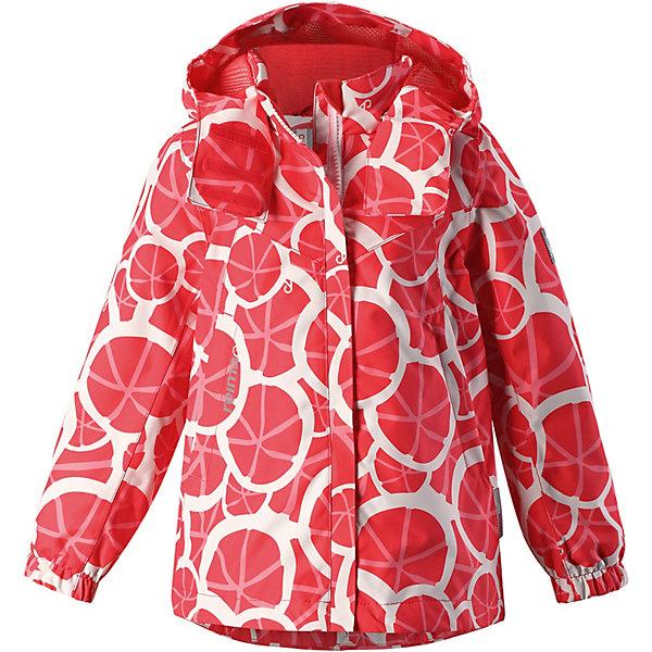 Куртка Bellis Reima для мальчикаОдежда<br>Куртка  Reima для мальчика<br>Абсолютно водо- и ветронепроницаемая демисезонная куртка Reimatec®. Все швы в ней запаяны, а сама она снабжена множеством практичных деталей, например, съемным капюшоном, который легко отстегивается, если за что-нибудь зацепится. Эластичные манжеты и регулируемый подол не пропускают ветер. Ну а карманы на молнии надежно сохранят ключи от дома и найденные на прогулке сокровища. В этой куртке даже дождь не помешает веселым играм на улице!<br>Состав:<br>100% Полиэстер, полиуретановое покрытие<br>Ширина мм: 356; Глубина мм: 10; Высота мм: 245; Вес г: 519; Цвет: красный; Возраст от месяцев: 36; Возраст до месяцев: 48; Пол: Мужской; Возраст: Детский; Размер: 104,152,146,140,134,128,122,116,110; SKU: 7632484;