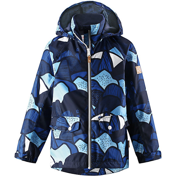 Куртка Arri Reima для мальчикаОдежда<br>Куртка  Reima для мальчика<br>Все основные швы в этой демисезонной детской куртке Reimatec® герметично запаяны, а сама она сшита из водо- и ветронепроницаемого, грязеотталкивающего, но при этом дышащего материала. Безопасный съемный капюшон легко отстегивается, если случайно за что-нибудь зацепится. За счет регулируемых манжет и подола куртка будет отлично сидеть, а два кармана с клапанами пригодятся для разных мелочей.<br>Состав:<br>100% Полиэстер, полиуретановое покрытие<br>Ширина мм: 356; Глубина мм: 10; Высота мм: 245; Вес г: 519; Цвет: синий; Возраст от месяцев: 84; Возраст до месяцев: 96; Пол: Мужской; Возраст: Детский; Размер: 128,152,92,98,104,110,116,122,134,140,146; SKU: 7632590;