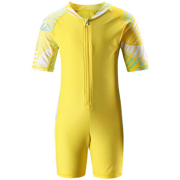 Купить Купальный костюм Galapagos Reima, Вьетнам, желтый, 134, 128, 122, 116, 110, 104, 92, 98, 140, Унисекс