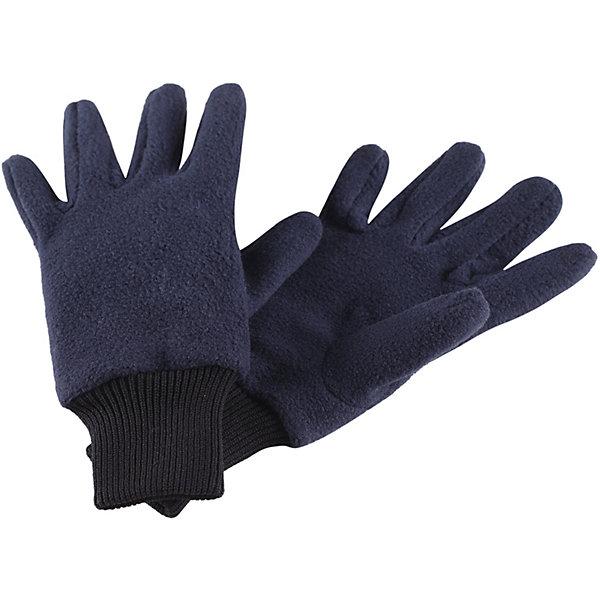 Перчатки Osk ReimaПерчатки и варежки<br>Характеристики товара:<br><br>• цвет: синий;<br>• состав: 100% полиэстер;<br>• без подкладки;<br>• без дополнительного утепления;<br>• сезон: демисезон;<br>• температурный режим: от +5 до +15С<br>• выводят влагу наружу;<br>• дышащий, теплый и быстросохнущий флис;<br>• кнопки, чтобы пристегивать перчатки друг у другу на время хранения;<br>• легкий стиль, без подкладки;<br>• эластичный кант на манжетах;<br>• страна бренда: Финляндия.<br><br>Мягкие и удобные детские перчатки из флиса. Теплый, дышащий и быстросохнущий флисовый материал отводит влагу в верхние слои. Облегченная модель без подкладки превосходно подойдет для поддевания под непромокаемые варежки в морозную погоду. Удобная резинка. Снабжены кнопкой и пристегиваются друг к другу для хранения.<br><br>Перчатки Reima от финского бренда Reima (Рейма) можно купить в нашем интернет-магазине.<br>Ширина мм: 162; Глубина мм: 171; Высота мм: 55; Вес г: 119; Цвет: синий; Возраст от месяцев: 24; Возраст до месяцев: 48; Пол: Унисекс; Возраст: Детский; Размер: 3,7,5; SKU: 7633482;