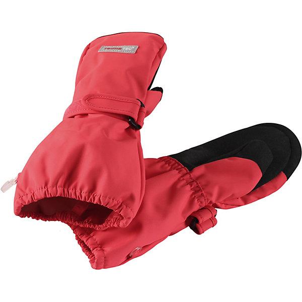 Варежки Askare ReimaПерчатки и варежки<br>Варежки  Reima <br>Демисезонные варежки для малышей и детей постарше стали хитом продаж Reima благодаря своим суперхарактеристикам: они абсолютно водо- и ветронепроницаемые, но при этом дышащие. Теплая флисовая подкладка и усиления на ладонях, кончиках пальцев и на большом пальце гарантируют, что ваш ребенок сможет весело и активно гулять на свежем воздухе в любую погоду. Носить эти удобные и эластичные варежки – одно удовольствие. Спереди они снабжены удобной застежкой на липучке. В холодную погоду мы рекомендуем поддевать под них теплые варежки. Эти варежки пригодны для сушки в барабане – их быстро стирать и сушить.<br>Состав:<br>100% Полиэстер, полиуретановое покрытие<br>Ширина мм: 162; Глубина мм: 171; Высота мм: 55; Вес г: 119; Цвет: красный; Возраст от месяцев: 96; Возраст до месяцев: 120; Пол: Унисекс; Возраст: Детский; Размер: 6,2,3,4,5; SKU: 7633536;