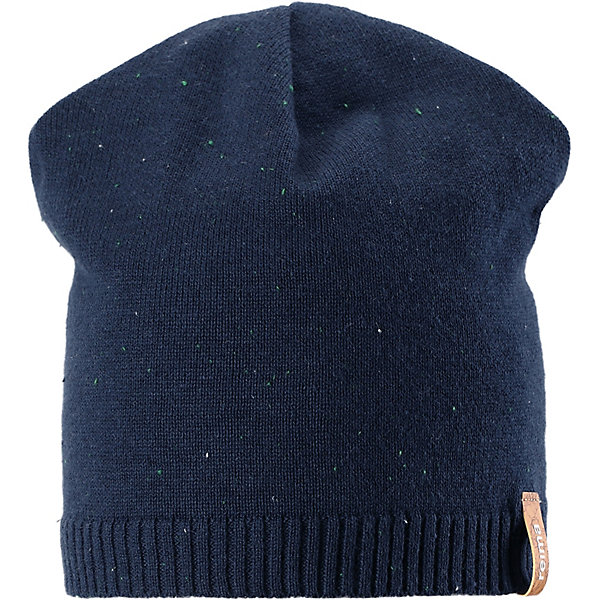 Шапка Bubble ReimaШапки и шарфы<br>Характеристики товара:<br><br>• цвет: синий;<br>• состав: 100% хлопок;<br>• без подкладки;<br>• без дополнительного утепления;<br>• сезон: демисезон;<br>• температурный режим: от +5 до +15С;<br>• застёжка: шапка на завязках;<br>• хлопчатобумажная ткань;<br>• завязки в размерах 44/46 и 48/50;<br>• лёгкий стиль, без подкладки;<br>• декоративная структура поверхности;<br>• светоотражающие элементы;<br>• страна бренда: Финляндия.<br><br>Легкая трикотажная шапка из хлопка без подкладки – идеальный вариант на летний вечер в ветреную погоду. Завязки имеются только в размерах 44/46 и 48/50.<br><br>Шапку Reima от финского бренда Reima (Рейма) можно купить в нашем интернет-магазине.<br>Ширина мм: 89; Глубина мм: 117; Высота мм: 44; Вес г: 155; Цвет: синий; Возраст от месяцев: 9; Возраст до месяцев: 12; Пол: Унисекс; Возраст: Детский; Размер: 44,56,52,48; SKU: 7633680;