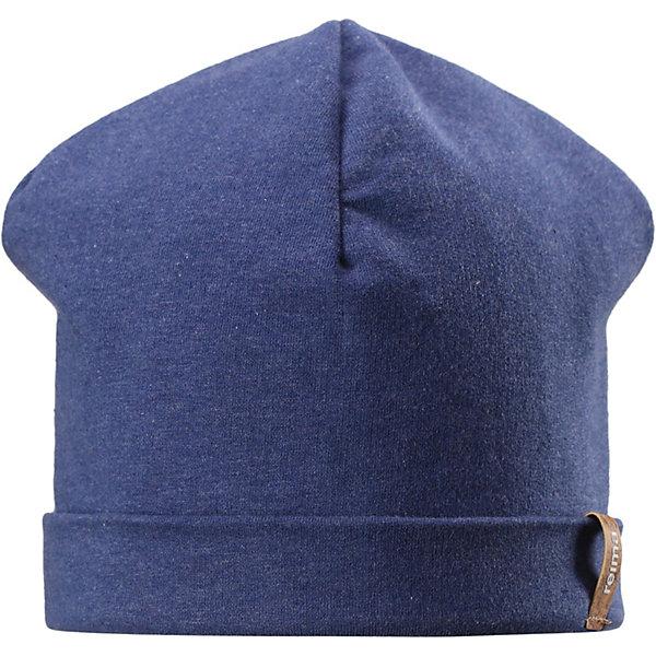 Шапка Liuku ReimaШапки и шарфы<br>Характеристики товара:<br><br>• цвет: синий;<br>• состав: 100% хлопок;<br>• без подкладки;<br>• без дополнительного утепления;<br>• сезон: демисезон;<br>• температурный режим: от +5 до +15С;<br>• без застёжки;<br>• мягкий и теплый материал с внутренней стороны для максимального комфорта;<br>• специальный материал обеспечивает дополнительный комфорт<br>• лёгкая ткань, без вставок;<br>• светоотражающие элементы;<br>• страна бренда: Финляндия.<br><br>Мягкая и удобная детская шапка сшита из дышащего и быстросохнущего трикотажа. А чудесные цвета отлично сочетаются с коллекцией верхней одежды Reima.<br><br>Шапку Reima от финского бренда Reima (Рейма) можно купить в нашем интернет-магазине.<br>Ширина мм: 89; Глубина мм: 117; Высота мм: 44; Вес г: 155; Цвет: синий; Возраст от месяцев: 18; Возраст до месяцев: 24; Пол: Унисекс; Возраст: Детский; Размер: 48,56,52; SKU: 7633694;