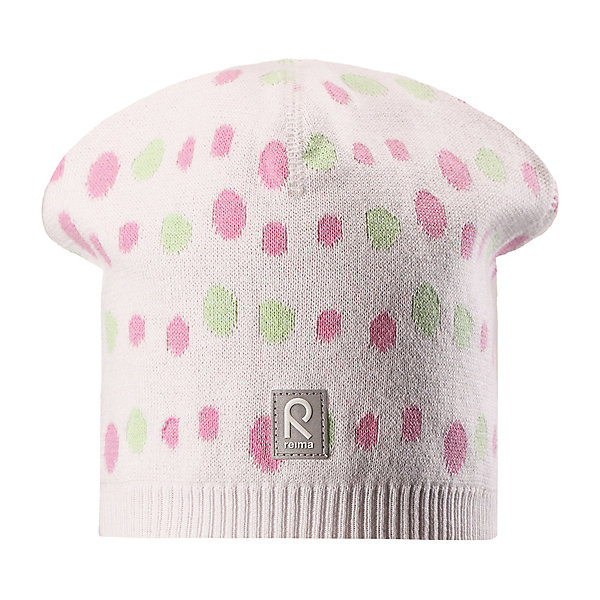 Шапка Pulpo ReimaГоловные уборы<br>Шапка Reima <br>Легкая трикотажная шапка из хлопка без подкладки – идеальный вариант на летний вечер в ветреную погоду. Обратите внимание на декоративную структурную вязку и новые летние рисунки!<br>Состав:<br>100% Хлопок<br>Ширина мм: 89; Глубина мм: 117; Высота мм: 44; Вес г: 155; Цвет: белый; Возраст от месяцев: 18; Возраст до месяцев: 24; Пол: Унисекс; Возраст: Детский; Размер: 48,56,52; SKU: 7633702;