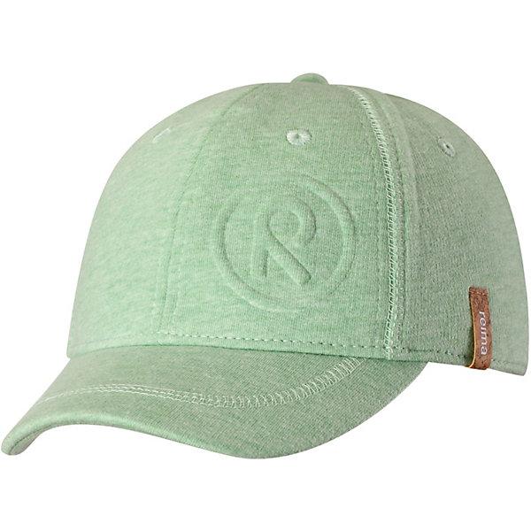 Купить Кепка Lykke Reima, Китай, зеленый, 48, 56, 52, Унисекс