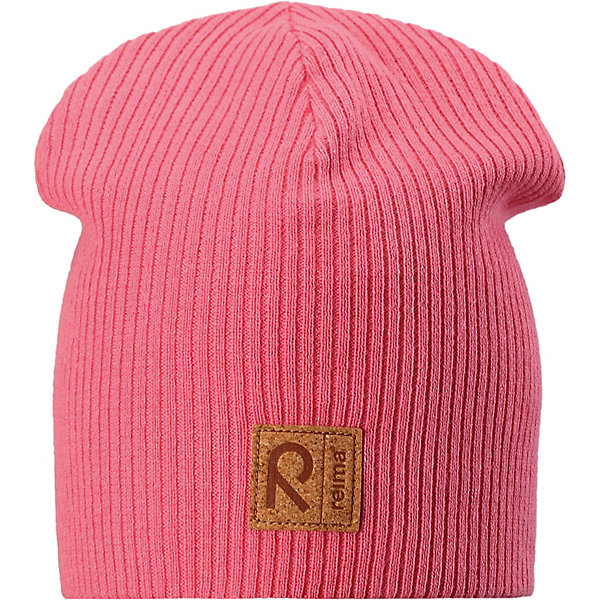Купить Шапка Lahti Reima, Шри-Ланка, розовый, 44, 56, 52, 48, Унисекс