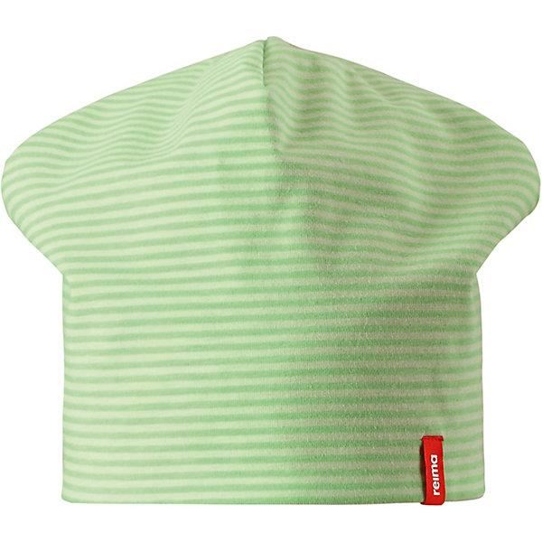 Купить Шапка Tanssi Reima, Китай, зеленый, 48, 56, 52, Унисекс