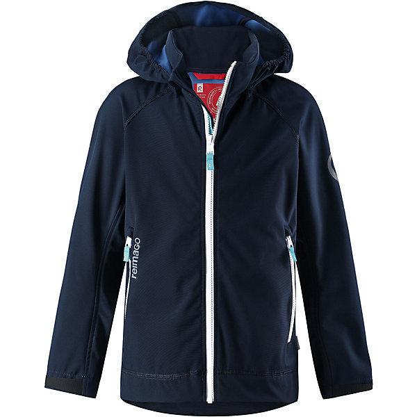 Купить Куртка Auger Reima для мальчика, Китай, синий, 134, 128, 164, 158, 152, 146, 140, Мужской