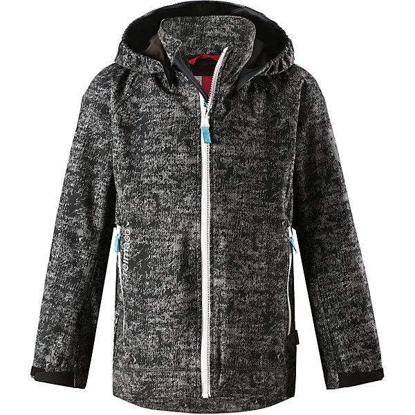 Куртка Auger Reima для мальчика, Китай, черный, 128, 164, 158, 152, 146, 140, 134, Мужской  - купить со скидкой