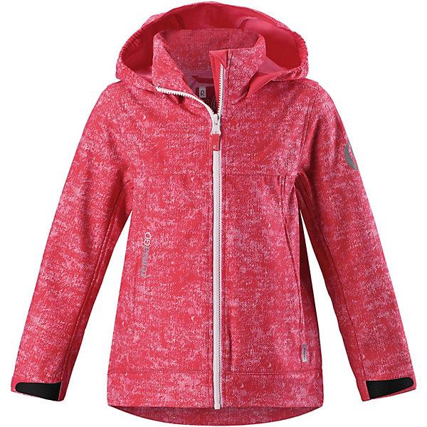 Купить Куртка April Reima для девочки, Китай, красный, 128, 164, 158, 152, 146, 140, 134, Женский
