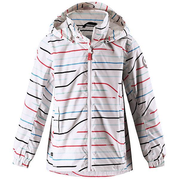 Купить Куртка Svinge Reimatec® Reima, Китай, белый, 104, 164, 158, 152, 146, 140, 134, 128, 122, 116, 110, Унисекс