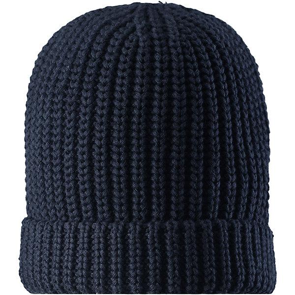 Шапка ReimaШапки и шарфы<br>Шапка Reima <br>Эта шапка – просто загляденье! Хлопковая шапка для подростков эластичная и дышащая, поэтому ее действительно удобно носить. Reima в восторге от новых расцветок!<br>Состав:<br>100% Хлопок<br>Ширина мм: 89; Глубина мм: 117; Высота мм: 44; Вес г: 155; Цвет: синий; Возраст от месяцев: 18; Возраст до месяцев: 24; Пол: Унисекс; Возраст: Детский; Размер: 48,56,52; SKU: 7634278;