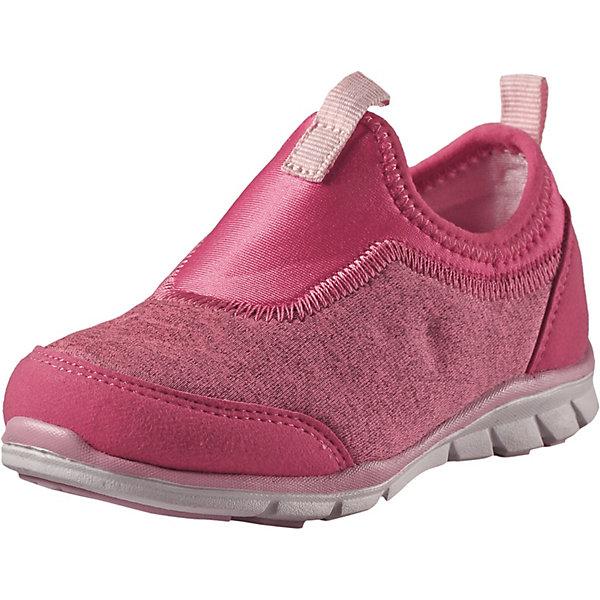 Ботинки Spinner ReimaКроссовки<br>Ботинки Reima <br>Дети просто обожают эти кроссовки! В этих текстильных кроссовках совсем нет шнурков, ведь они и так легко и быстро надеваются. Они очень легкие, а благодаря лайкровой подошве еще и удобные в носке. Кроме того, гибкие немаркирующие подошвы отлично подойдут для занятий в спортзале. Стоит лишь выбрать одну из чудесных свежих расцветок, и к прогулке готовы!<br>Состав:<br>Подошва: Термо Пластичная Резина Верх: 70% Полиэстер, 30% Полиуретан Стелька: 90% Этиленвинилацетат, 10% Полиэстер Подкладка: 100% Полиэстер<br>Ширина мм: 250; Глубина мм: 150; Высота мм: 150; Вес г: 250; Цвет: розовый; Возраст от месяцев: 9; Возраст до месяцев: 12; Пол: Унисекс; Возраст: Детский; Размер: 20,27,26,25,24,23,22,21; SKU: 7634649;