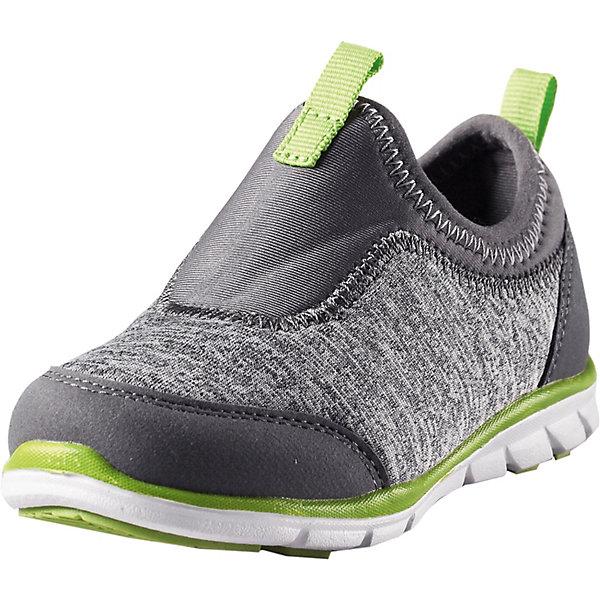 Ботинки Spinner ReimaОбувь<br>Ботинки Reima <br>Дети просто обожают эти кроссовки! В этих текстильных кроссовках совсем нет шнурков, ведь они и так легко и быстро надеваются. Они очень легкие, а благодаря лайкровой подошве еще и удобные в носке. Кроме того, гибкие немаркирующие подошвы отлично подойдут для занятий в спортзале. Стоит лишь выбрать одну из чудесных свежих расцветок, и к прогулке готовы!<br>Состав:<br>Подошва: Термо Пластичная Резина Верх: 70% Полиэстер, 30% Полиуретан Стелька: 90% Этиленвинилацетат, 10% Полиэстер Подкладка: 100% Полиэстер<br>Ширина мм: 250; Глубина мм: 150; Высота мм: 150; Вес г: 250; Цвет: серый; Возраст от месяцев: 9; Возраст до месяцев: 12; Пол: Унисекс; Возраст: Детский; Размер: 20,27,26,25,24,23,22,21; SKU: 7634667;