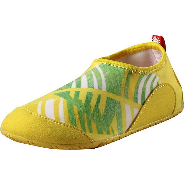 Купить Тапки Twister Reima, Китай, желтый, 34, 33, 29, 28, 32, 27, 26, 25, 24, 31, 30, 38, 37, 36, 35, Унисекс