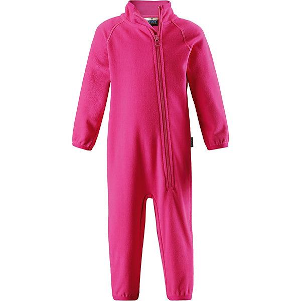 Флисовый комбинезон LassieФлис и термобелье<br>Характеристики товара:<br><br>• цвет: розовый;<br>• состав: 100% полиэстер, флис;<br>• сезон: демисезон;<br>• застёжка: молния с защитой подбородка;<br>• выводит влагу в верхние слои одежды;<br>• дышащий, тёплый и быстросохнущий флис;<br>• эластичный воротник, манжеты на рукавах и брючинах;<br>• страна бренда: Финляндия.<br><br>Флисовый комбинезон для малышей для прохладной погоды. Можно использовать как верхнюю одежду в сухую погоду весной или поддевать в качестве промежуточного слоя в холода, тогда дышащий материал будет отводить влагу в верхний слой одежды. Высококачественный полярный флис – это очень мягкий, теплый, эластичный, легкий и быстросохнущий материал, он идеально подходит для активных прогулок. Молния во всю длину с защитой для подбородка облегчает одевание. Важно обращать внимание на продуманную отделку: эластичный воротник, манжеты на рукавах и брючинах. Этот комбинезон подарит комфорт даже самой нежной детской коже.<br><br>Комбинезон Lassie (Ласси) можно купить в нашем интернет-магазине.<br>Ширина мм: 219; Глубина мм: 11; Высота мм: 262; Вес г: 314; Цвет: розовый; Возраст от месяцев: 3; Возраст до месяцев: 6; Пол: Унисекс; Возраст: Детский; Размер: 68,98,92,86,80,74; SKU: 7635268;