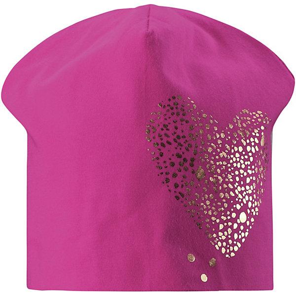 Шапка Lassie для девочкиШапки и шарфы<br>Шапка Lassie для девочки<br>Классная шапка для детей в лучших сезонных расцветках! В качестве материала для верха и подкладки использован эластичный, гладкий и удивительно мягкий на ощупь хлопковый джерси.<br>Состав:<br>95% Хлопок, 5% эластан<br>Ширина мм: 89; Глубина мм: 117; Высота мм: 44; Вес г: 155; Цвет: розовый; Возраст от месяцев: 144; Возраст до месяцев: 168; Пол: Женский; Возраст: Детский; Размер: 54-56,46-48,50-52; SKU: 7636041;