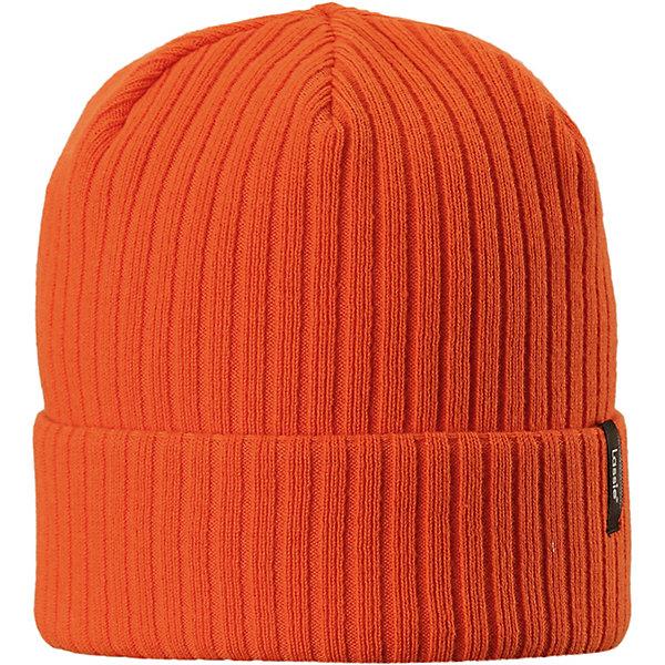 Шапка LassieШапки и шарфы<br>Характеристики товара:<br><br>• цвет: оранжевый;<br>• состав: 100% хлопок;<br>• подкладка: 100% хлопок;<br>• без дополнительного утепления;<br>• сезон: демисезон;<br>• температурный режим: от +5 до +15С;<br>• без застёжки;<br>• эластичная хлопчатобумажная ткань;<br>• сплошная подкладка: хлопчатобумажная ткань;<br>• светоотражающие элементы;<br>• страна бренда: Финляндия.<br><br>Классическая шапка в рыбацком стиле всегда будет смотреться стильно! И верх, и подкладка сделаны из эластичного хлопкового трикотажа. Множество модных расцветок – выбирай себе по душе!<br><br>Шапку Lassie (Ласси) можно купить в нашем интернет-магазине.<br>Ширина мм: 89; Глубина мм: 117; Высота мм: 44; Вес г: 155; Цвет: оранжевый; Возраст от месяцев: 36; Возраст до месяцев: 72; Пол: Унисекс; Возраст: Детский; Размер: 46-48,54-56,50-52; SKU: 7636093;