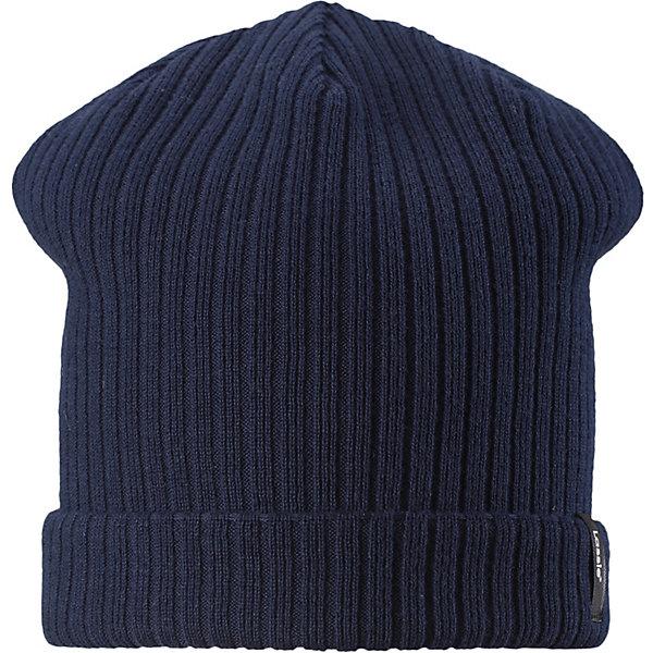 Шапка LassieШапки и шарфы<br>Шапка Lassie <br>Классическая шапка в рыбацком стиле всегда будет смотреться стильно! И верх, и подкладка сделаны из эластичного хлопкового трикотажа. Множество модных расцветок – выбирай себе по душе!<br>Состав:<br>100% Хлопок<br>Ширина мм: 89; Глубина мм: 117; Высота мм: 44; Вес г: 155; Цвет: синий; Возраст от месяцев: 144; Возраст до месяцев: 168; Пол: Унисекс; Возраст: Детский; Размер: 54,50,52; SKU: 7636101;