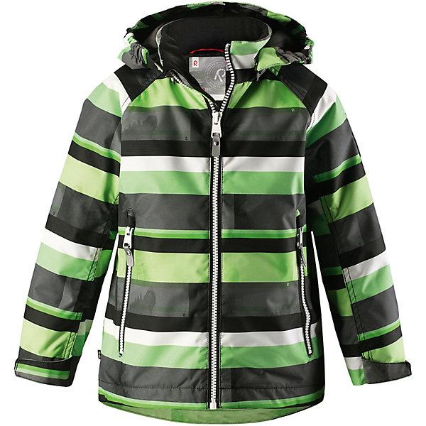 Купить Куртка Schiff Reimatec® Reima, Китай, зеленый, 128, 122, 116, 110, 104, 98, 92, 152, 146, 140, 134, Унисекс