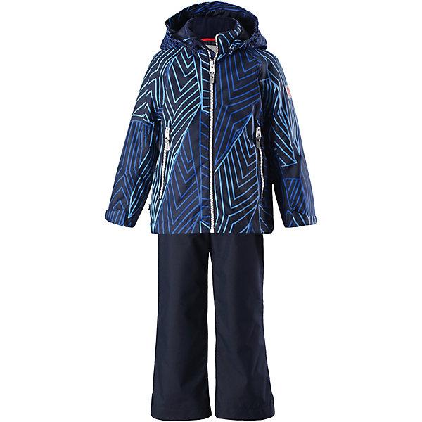 Купить Комплект: куртка и брюки Pollari Reimatec® Reima для мальчика, Китай, синий, 128, 122, 116, 110, 104, 98, 92, 140, 134, Мужской