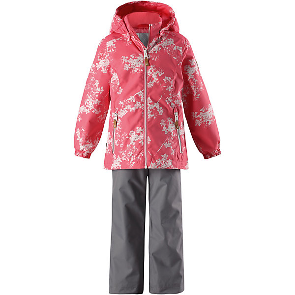 Купить Комплект: куртка и брюки Pilkku Reimatec® Reima для девочки, Китай, розовый, 110, 104, 98, 92, 140, 134, 128, 122, 116, Женский