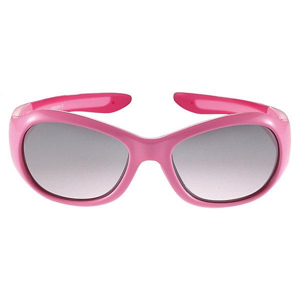 Солнцезащитные очки Bayou ReimaСолнцезащитные очки<br>Характеристики товара:<br><br>• цвет: розовый;<br>• оправа: TPEE/TPR/TR90/Резина;<br>• линзы: PC;<br>• сезон: лето;<br>• солнцезащитные очки для малышей;<br>• рекомендуется для детей возраста 2+;<br>• защита от ультрафиолетовых лучей спектра A и спектра B класса 5;<br>• зеркальные линзы, обработанные противотуманным покрытием;<br>• мягкая и эластичная оправа из TPEE и резины;<br>• имеется защитный чехол;<br>• европейский сертификат соответствия;<br>• страна бренда: Финляндия.<br><br>Нужно обязательно защищать глазки малыша от вредного ультрафиолета. Поляризованные линзы в очках Reima обеспечивают комплексную защиту от УФА и УФВ лучей. Очки рекомендованы для детей от 2+ лет. Они сертифицированы по стандартам ЕС. Поставляются в нескольких ярких расцветках в комплекте с удобным чехлом.<br><br>Солнцезащитные очки Reima от финского бренда Reima (Рейма) можно купить в нашем интернет-магазине.<br>Ширина мм: 170; Глубина мм: 157; Высота мм: 67; Вес г: 117; Цвет: розовый; Возраст от месяцев: 48; Возраст до месяцев: 168; Пол: Унисекс; Возраст: Детский; Размер: one size; SKU: 7636904;