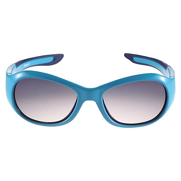 Солнцезащитные очки Bayou ReimaСолнцезащитные очки<br>Характеристики товара:<br><br>• цвет: голубой;<br>• оправа: TPEE/TPR/TR90/Резина;<br>• линзы: PC;<br>• сезон: лето;<br>• солнцезащитные очки для малышей;<br>• рекомендуется для детей возраста 2+;<br>• защита от ультрафиолетовых лучей спектра A и спектра B класса 5;<br>• зеркальные линзы, обработанные противотуманным покрытием;<br>• мягкая и эластичная оправа из TPEE и резины;<br>• имеется защитный чехол;<br>• европейский сертификат соответствия;<br>• страна бренда: Финляндия.<br><br>Нужно обязательно защищать глазки малыша от вредного ультрафиолета. Поляризованные линзы в очках Reima обеспечивают комплексную защиту от УФА и УФВ лучей. Очки рекомендованы для детей от 2+ лет. Они сертифицированы по стандартам ЕС. Поставляются в нескольких ярких расцветках в комплекте с удобным чехлом.<br><br>Солнцезащитные очки Reima от финского бренда Reima (Рейма) можно купить в нашем интернет-магазине.<br>Ширина мм: 170; Глубина мм: 157; Высота мм: 67; Вес г: 117; Цвет: бирюзовый; Возраст от месяцев: 48; Возраст до месяцев: 168; Пол: Унисекс; Возраст: Детский; Размер: one size; SKU: 7636906;