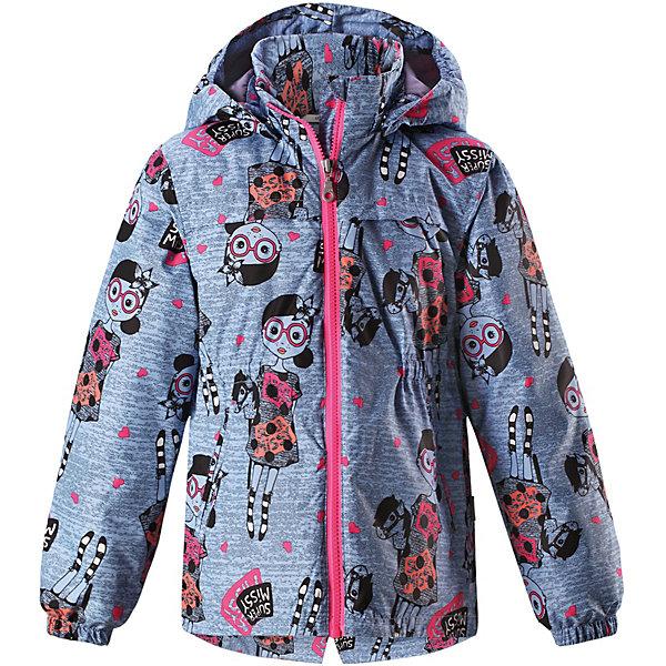 Купить Куртка Lassie для девочки, Китай, синий, 92, 140, 134, 128, 122, 116, 110, 104, 98, Женский