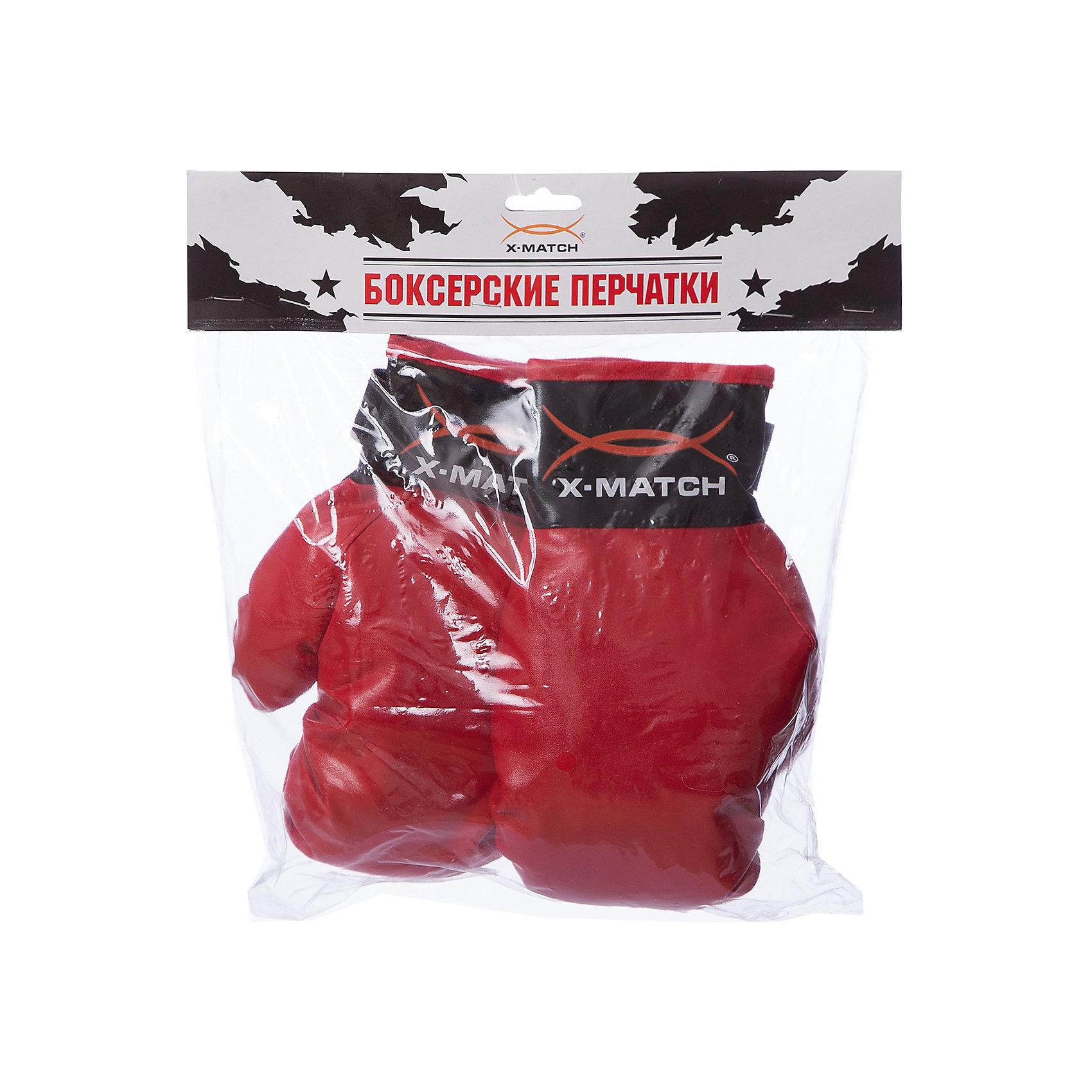 Перчатки  X-matсh для бокса от myToys