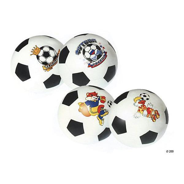 Спортивный мяч Мячи-Чебоксары, 20 см, в ассортиментеМячи детские<br>Характеристики:<br><br>• тип игрушки: мяч;<br>• возраст: от 3 лет;<br>• материал: ПВХ;<br>• цвет: мультиколор;<br>• диаметр: 20 см;<br>• страна бренда: Россия;<br>• бренд: Чебоксарский завод;<br><br>Спортивный мяч «Мячи-Чебоксары», 20 см очень высоко отскакивает от пола, что очень важно во многих подвижных играх. Продается мяч уже накаченным, а значит, вам не придется докупать для него насос и специальную насадку к нему. Легкий и прочный мячик подходит для игр как в помещении, так и на улице.<br><br>Спортивный мяч «Мячи-Чебоксары», 20 см можно купить в нашем интернет-магазине.<br>Ширина мм: 200; Глубина мм: 200; Высота мм: 200; Вес г: 47; Возраст от месяцев: 36; Возраст до месяцев: 2147483647; Пол: Унисекс; Возраст: Детский; SKU: 7684056;