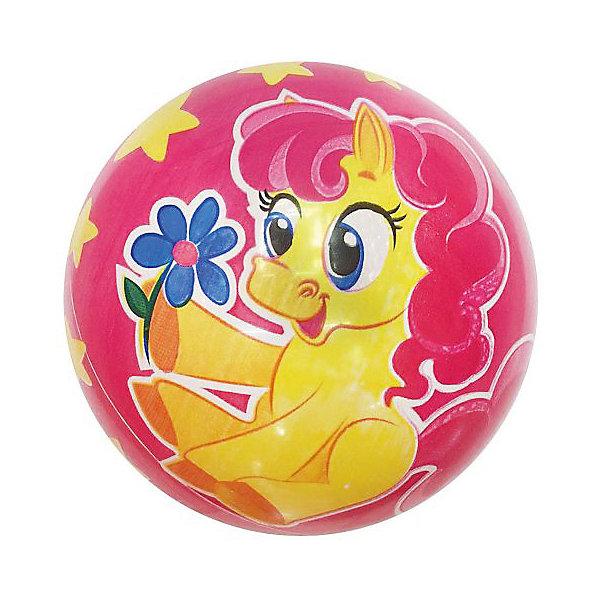 Детский мяч Shantou Gepai Розовая лошадка, 22 смМячи детские<br>Характеристики:<br><br>• тип игрушки: мяч;<br>• возраст: от 3 лет;<br>• материал: резина;<br>• цвет: розовый, желтый;<br>• диаметр: 22 см;<br>• бренд: Shantou Gepai;<br><br>Детский мяч Shantou Gepai «Розовая лошадка», 22 см станет незаменимым атрибутом для подвижных игр. Этот красивый, красочно оформленный мяч сделан из резины, поэтому он очень далеко отскакивает. На его поверхности изображена картинка, которая понравится и девочкам, и мальчикам. Этот мяч отлично подходит и для водных развлечений. Подвижные игры развлекают детей, а также сближают взрослых людей и поднимают им настроение.<br><br>Детский мяч Shantou Gepai «Розовая лошадка», 22 см можно купить в нашем интернет-магазине.<br>Ширина мм: 200; Глубина мм: 20; Высота мм: 110; Вес г: 8; Возраст от месяцев: 36; Возраст до месяцев: 2147483647; Пол: Унисекс; Возраст: Детский; SKU: 7684064;
