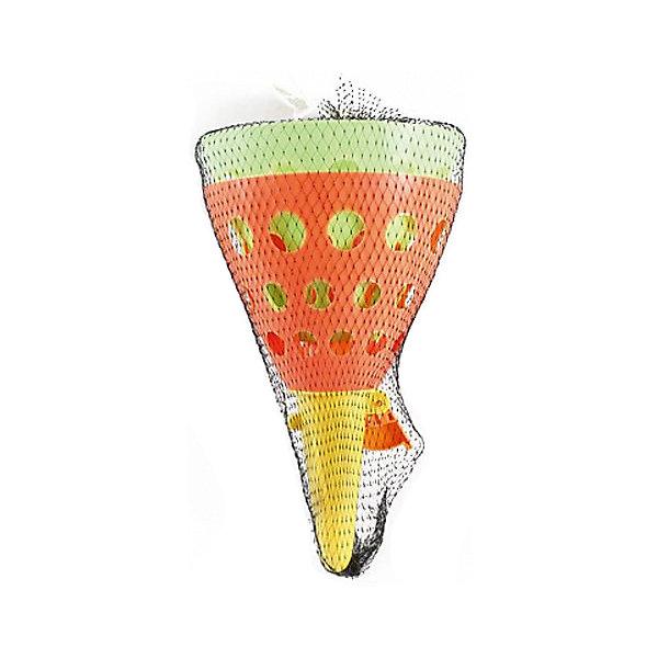 Набор Shantou Gepai Поймай мячикИгровые наборы<br>Характеристики:<br><br>• тип игрушки: игровой набор;<br>• возраст: от 3 лет;<br>• комплектация: 2 ловушки, 3 мячика;<br>• материал: резина, пластик;<br>• размер: 12х13х26 см;<br>• бренд: Shantou Gepai.<br><br>Набор Shantou Gepai «Поймай мячик» сможет стать отличным поводом для веселого и активного времяпрепровождения на улице. Комплект набора состоит из 2 ловушек и 3 мячей. Каждая ловушка оснащена пусковым механизмом, с помощью которого мяч выстреливает вверх, и ребенок должен будет постараться поймать его. Играть с данным набором можно как самостоятельно, так и с друзьями, устраивая захватывающие игровые баталии на ловкость и внимание.<br><br>Набор Shantou Gepai «Поймай мячик» можно купить в нашем интернет-магазине.<br>Ширина мм: 120; Глубина мм: 130; Высота мм: 260; Вес г: 23; Возраст от месяцев: 36; Возраст до месяцев: 2147483647; Пол: Унисекс; Возраст: Детский; SKU: 7684090;
