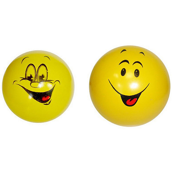 Мяч Мячи-Чебоксары Смайлики, 7,5 см,  в ассортиментеМячи детские<br>Характеристики:<br><br>• тип игрушки: мяч;<br>• возраст: от 3 лет;<br>• материал: ПВХ;<br>• цвет: желтый;<br>• диаметр: 7,5 см;<br>• страна бренда: Россия;<br>• бренд: Чебоксарский завод;<br><br>Мяч Мячи-Чебоксары «Смайлики», 7,5 см очень высоко отскакивает от пола, что очень важно во многих подвижных играх. Продается мяч уже накаченным, а значит, вам не придется докупать для него насос и специальную насадку к нему. Легкий и прочный мячик подходит для игр как в помещении, так и на улице.<br><br>Мяч Мячи-Чебоксары «Смайлики», 7,5 см можно купить в нашем интернет-магазине.<br>Ширина мм: 75; Глубина мм: 75; Высота мм: 75; Вес г: 6; Возраст от месяцев: 36; Возраст до месяцев: 2147483647; Пол: Унисекс; Возраст: Детский; SKU: 7684104;