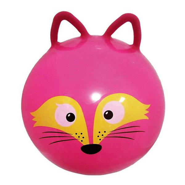Мяч - прыгун с ушками Moby Kids  Лисенок, 50 смПрыгуны и джамперы<br>Характеристики:<br><br>• тип игрушки: мяч;<br>• возраст: от 3 лет;<br>• материал: резина;<br>• цвет: в ассортименте;<br>• диаметр: 50 см;<br>• бренд: Moby Kids.<br><br>Мяч - прыгун с ушками Moby Kids  «Лисенок», 50 см обязательно понравится малышу благодаря своему яркому дизайну и красочному цветовому исполнению. С гимнастическим мячом ребенок сможет выполнять разнообразные упражнения, которые будут очень полезны для физического развития. Преимуществом занятий с мячом-прыгуном является их низкая травмоопасность, что очень важно для малыша.<br><br>Мяч - прыгун с ушками Moby Kids  «Лисенок», 50 см можно купить в нашем интернет-магазине.<br>Ширина мм: 140; Глубина мм: 70; Высота мм: 160; Вес г: 48; Возраст от месяцев: 36; Возраст до месяцев: 2147483647; Пол: Унисекс; Возраст: Детский; SKU: 7684122;