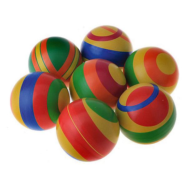 Мяч  Ассорти, 10 см, в ассортиментеМячи детские<br>Характеристики:<br><br>• тип игрушки: мяч;<br>• возраст: от 3 лет;<br>• материал: резина;<br>• цвет: мультиколор;<br>• диаметр: 10 см.<br><br>Мяч  «Ассорти», 10 см представляет собой небольшой, яркий и разноцветный игровой атрибут, который можно использовать в любой подвижной игре. Этот небольшой мячик может поднять настроение не только детям - его можно брать с собой на отдых и весело проводить время с друзьями или семьей. <br><br>Он сделан из очень упругого материала, благодаря чему может далеко отскакивать. Мячом удобно пользоваться благодаря его диаметру и материалу из высококачественной и упругой резины. При помощи такого мячика дети могут играть во множество увлекательных игр: выбивалы, игру шанс или детский волейбол.<br><br>Мяч  «Ассорти», 10 см можно купить в нашем интернет-магазине.<br>Ширина мм: 100; Глубина мм: 100; Высота мм: 100; Вес г: 11; Возраст от месяцев: 36; Возраст до месяцев: 2147483647; Пол: Унисекс; Возраст: Детский; SKU: 7684144;