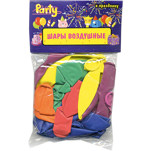 Воздушные шары ACTION! 30см , 20штВоздушные шары<br>Характеристики товара:<br><br>• возраст: от 3 лет;<br>• упаковка: пакет с подвесом;<br>• материал: латекс;<br>• цвет: ассорти;<br>• размер: 30 см;<br>• в упаковке 20 шт;<br>• бренд: Action<br><br>Латексные фигурные воздушные шары без рисунка от бренда «Action!» украсят любой праздник и принесут радость детям.<br><br>В наборе 20 разноцветных шариков, которые придадут любому торжеству особый колорит и заряд позитива. Шарики отличаются ярким цветом и легко надуваются.<br><br>Изделие выполнено из качественных материалов и абсолютно безопасно для детей. <br><br>Воздушные шары «Action!» можно купить в нашем интернет-магазине.<br>Ширина мм: 100; Глубина мм: 10; Высота мм: 100; Вес г: 73; Возраст от месяцев: 36; Возраст до месяцев: 2147483647; Пол: Унисекс; Возраст: Детский; SKU: 7686917;